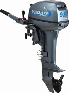 Ce 2 Stroke Manual Start Short Shaft 9.9HP Outboard Motors for Sale pictures & photos