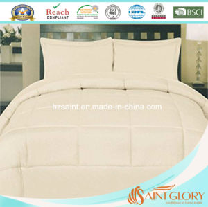 Solid Color Home Polyester Microfiber Duvet pictures & photos
