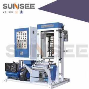 Mini Film Extruder to Making Vest Bag Line (CE) pictures & photos