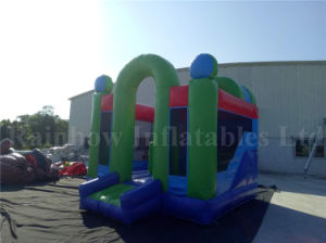 Inflatable No Printing Jumping Castle, Inflatable Bouncy Castle, Inflatable Bouncer pictures & photos