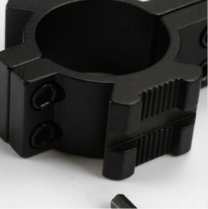 "25.4mm 1"" Ring 20mm Weaver Picatinny Rail Barrel Mount for Scope Laser Flashlight pictures & photos"