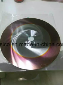HSS M2 (DMO5) Circular Saw Blade for Cutting Metal pictures & photos