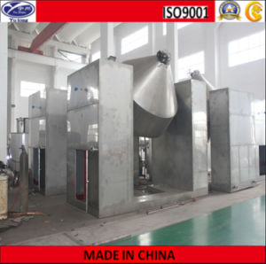 Potassium Bromate Double Tapered Vacuum Drying Machine pictures & photos