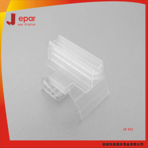 Plastic Shelf Grippers for Supermarket Promotion Information Display pictures & photos