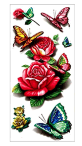 Fashionable 3D Mandala Temporary Tattoo Sticker Art Tattoo Sticker pictures & photos