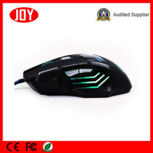 3200 Dpi 7 Button LED Optical USB Wired PC Gaming Mouse Mice Roller pictures & photos