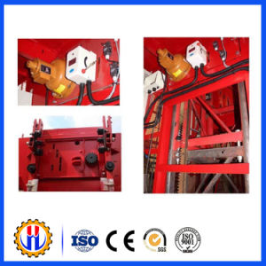 Construction Hoist Elevator Safety Devices Saj40-1.2A pictures & photos