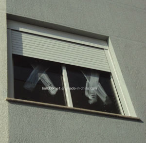 Residential Bubble Filled Bushfire Aluminium Exterior Roller Window Shutter pictures & photos