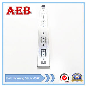 Aeb4501-300mm Full Extension Ball Bearing Drawer Slide pictures & photos