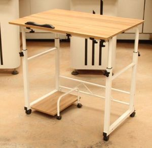 Office Table/Wooden Table/Home Furniture/Workstation/Laptop Desk pictures & photos