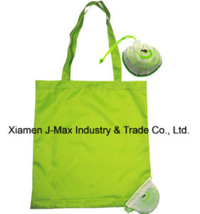Foldable Shopper Bag, Fruits Apple Style, Reusable, Lightweight, Grocery Bags and Handy, Gifts, Promotion, Tote Bag, Decoration & Accessories pictures & photos