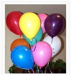 Advertising Helium Balloons Promotion Customized Lift-off Balloon pictures & photos