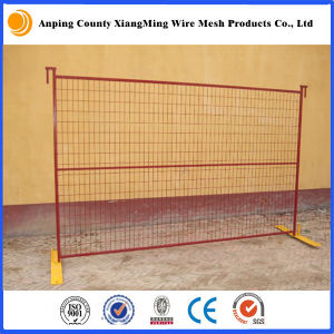3.5mm/4mm Wire Temporary Fencing Panels Portable Fencing Panels pictures & photos