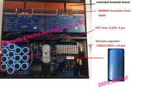 Fp20000q 4X2200W Switch Powerful Professional Line Array Subwoofer Amplifier pictures & photos