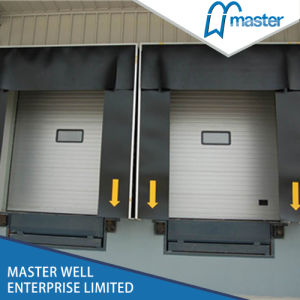 Good Quality Dock Shelter for Logisitic Industrial Door Use pictures & photos