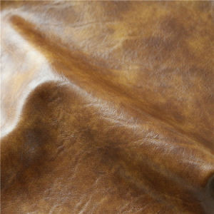 PU PVC Synthetic Leather for Furniture Sofa (E6087) pictures & photos