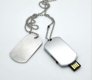 The Expendables Necklace Pendant Dog Tag USB Flash Disk pictures & photos