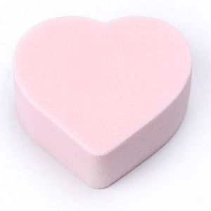 types of makeup sponges. diffe heart shape daily use foundation blender makeup sponge whole types of sponges i