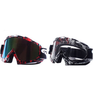 Hot Sale Performance Anti-Fog Racing Goggle (AG013) pictures & photos