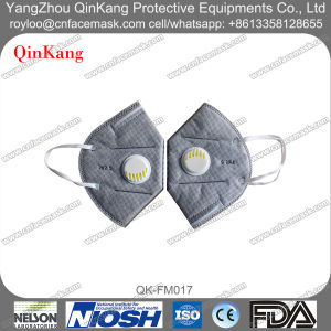 Disposable N95, N99 Dust Protective Respirator with Valve pictures & photos