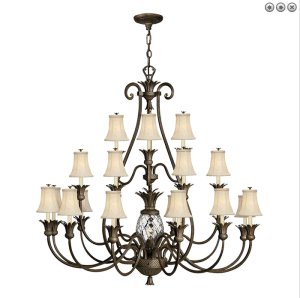 Modern Iron Metal Chandelier Light for Hotel House (SL2312-12+8+4) pictures & photos