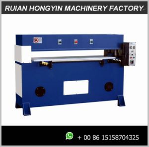 Plastic Hydraulic Punching Machine pictures & photos