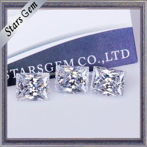 High Quality Baguette Rectangle Synthetic Aaaaa Cubic Zirconia for Jewelry pictures & photos