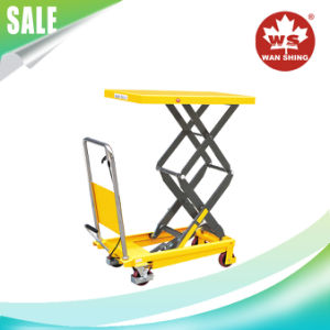 Scissor Hydraulic Lift Table 150/350kg pictures & photos