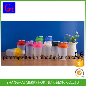 High Quality Eco-Friendly Material Clear Plastic Shaker Drinking Water Bottle pictures & photos