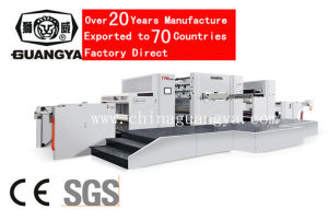 High Speed Automatic Web-Fed Hot Foil Stamping Machine (TYM2000JT) pictures & photos