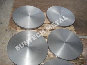 Heat Exchanger Equipment Bimetal Titanium Carbon Steel Clad Tube Sheet pictures & photos