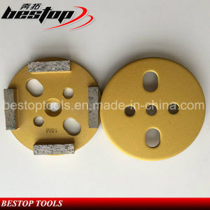 Diamond Concrete Grinding Disc with Bar Segment pictures & photos