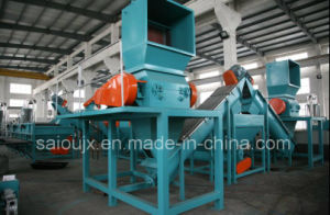 Waste Pet Plastic Crushing Washing Machine Line pictures & photos