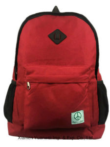School Bag, Promotion Backpack Leisure Bag pictures & photos