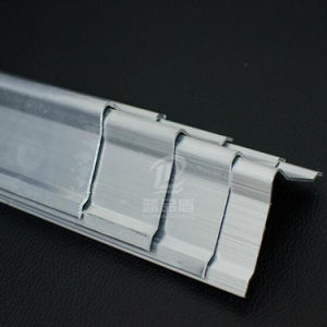 PVC & Aluminum Alloy Crashproof Corner Guard pictures & photos