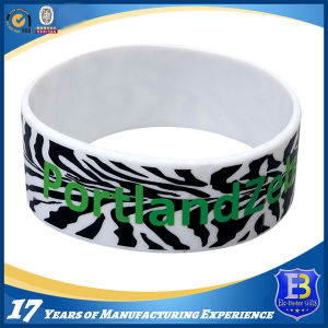Camouflage Silicone Wristbands (Ele-SR021) pictures & photos