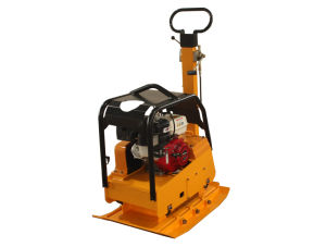 Vibrating Hydraulic Concrete Plate Compactor pictures & photos
