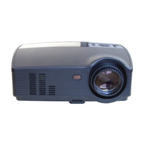 2017 Projector (Warranty Included) , LED Portable Video Projector pictures & photos