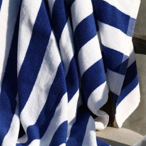 Cheap Wholesale Cotton Towels Stripe Turkey Cottonbeach Pool Towels pictures & photos