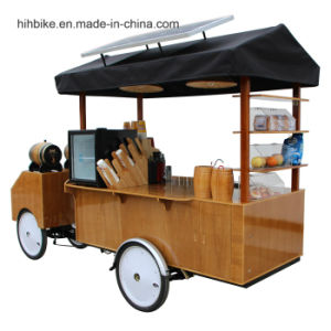 Cart Van Hot Dog Selling Bikes Factory pictures & photos