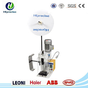 High Precision Pneumatic Wire Cable Terminal Crimping Machine (TCM-40F)