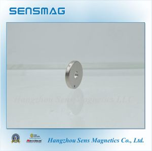 Customized Permanent NdFeB Magnet with Nicuni Coated pictures & photos