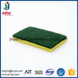 (YF-SP15) Kitchen Sponge for Washing Dishes Scourer pictures & photos