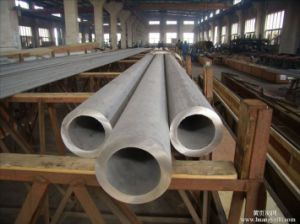 Seamless Stainless Steel Pipe with Plain End pictures & photos