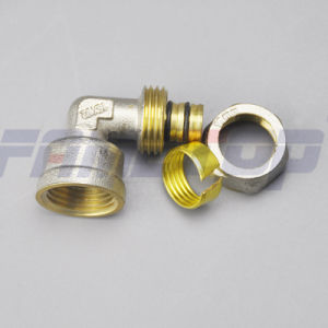 Brass Screw Fitting for Pex-Al-Pex Pipe with Ce Certificate pictures & photos