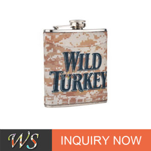 Ws-It02 Fashion Stainless Steel Colorful Hip Flask pictures & photos