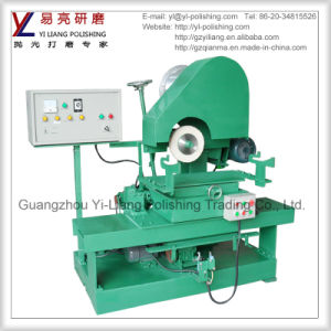Handle Grinding Machine with Small Doorbell/Padlock/Watch Stainless Steel/Brass Surface Grinding