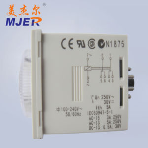 8 Poles Electronic Automotive off Delay Time Relay/Timer Relay H3cr-A8 pictures & photos