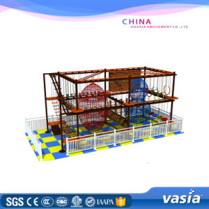 2016 Vasia Kids High Rope Courses of Indoor Playground (VS5-6193A) pictures & photos