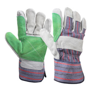 """Good Quality 10.5"""" Welding Gloves pictures & photos"""